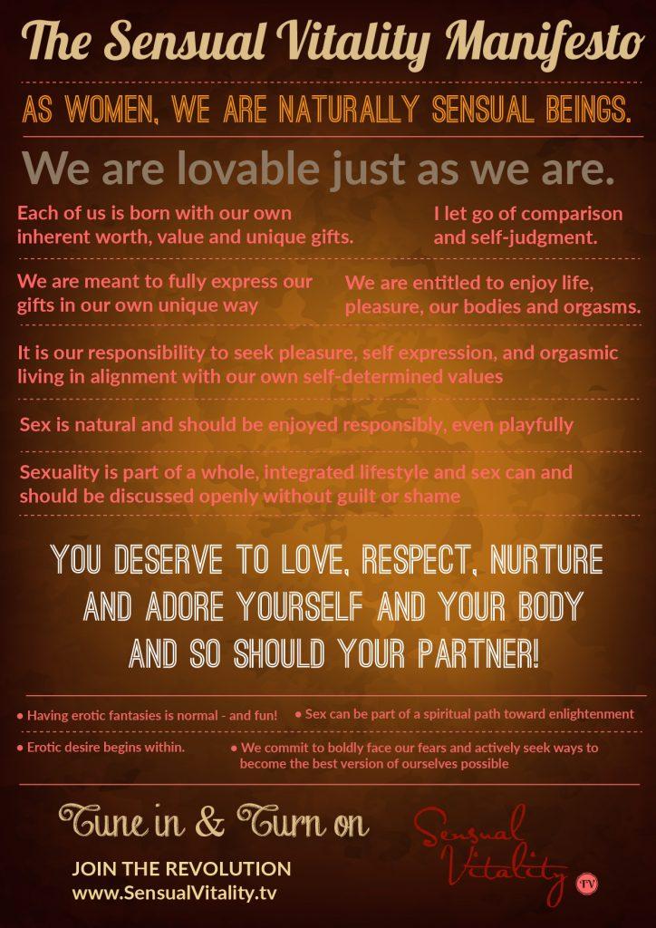SV Manifesto