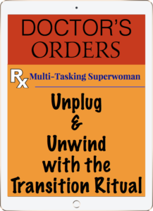 Rx Multitasking superwoman